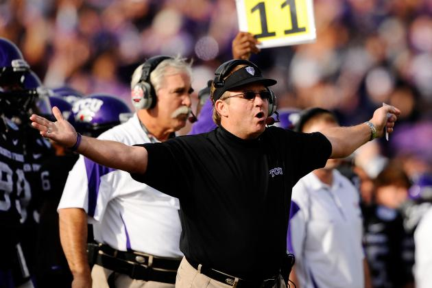 TCU's Gary Patterson Should Worry About His Program, Not LSU's
