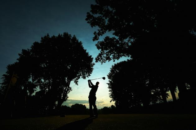 PGA Championship 2013 Schedule: A Look at Day 1 Start Times and Coverage Info