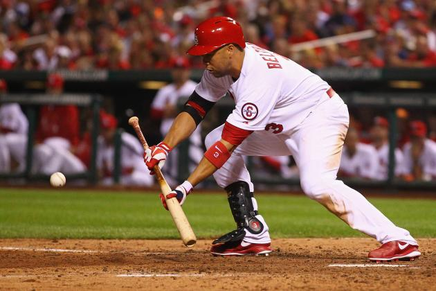Beltran: Bunt Controversy 'Is Stupid'