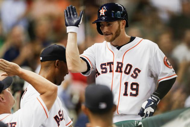Opening Time: Robbie Grossman and the Running Astros