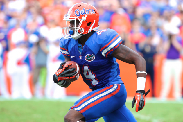 ACL Injury to Florida WR Andre Debose Is Devastating to Gators' Title Hopes