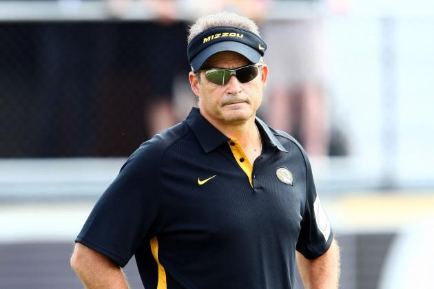 Mizzou Adjusting to NCAA's Targeting Penalty