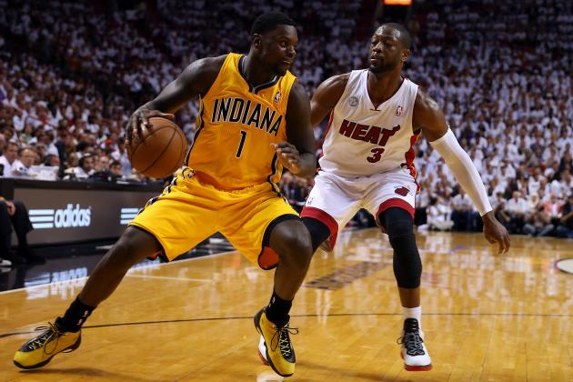 Indiana Pacers 2013-14 Schedule Released