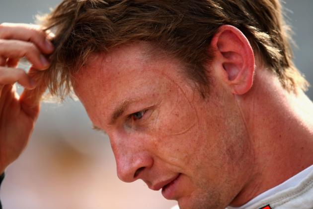 Midseason Review: Grading McLaren's Jenson Button