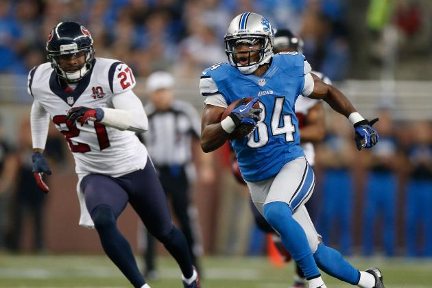 Fantasy Football 2013: Wide Receiver Sleepers Who Could Be Late-Round Bargains