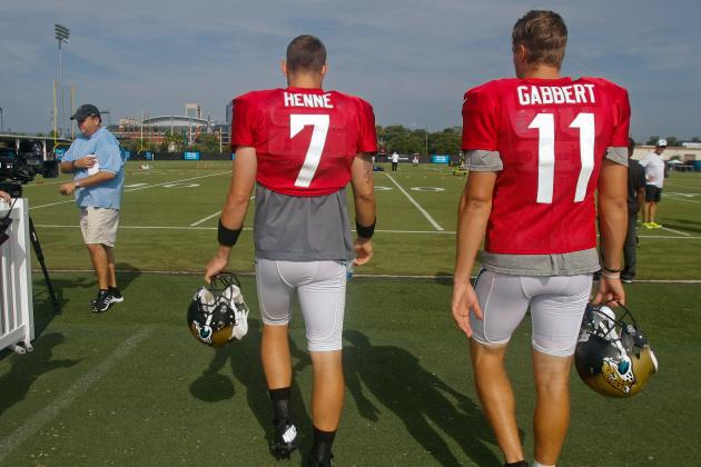 Jaguars Notebook: QB Announcement Coming Thursday