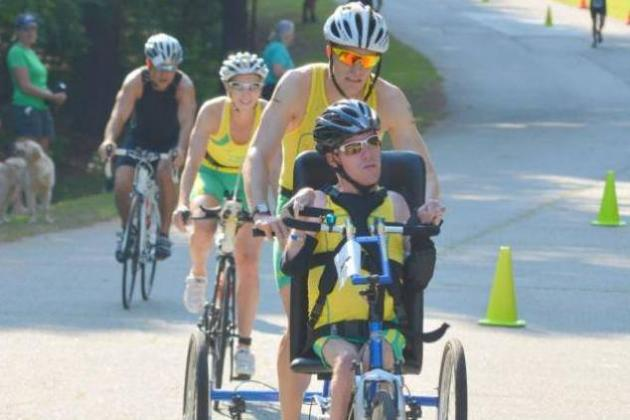 Kyle and Brent Pease: Aspiring and Inspiring to Become Ironmen