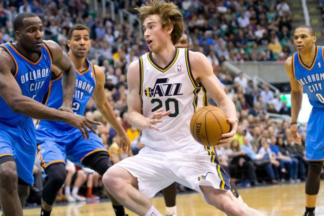 Utah Jazz: Challenging Early Schedule Will Test Young Team
