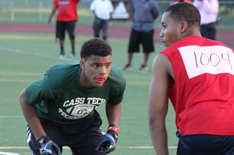 Complete Scouting Report on Ohio State 4-Star CB Damon Webb