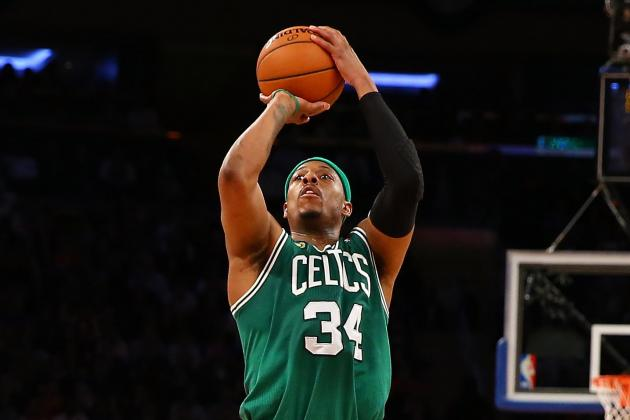 Paul Pierce: I Didn't Want to Be a Part of Rebuilding