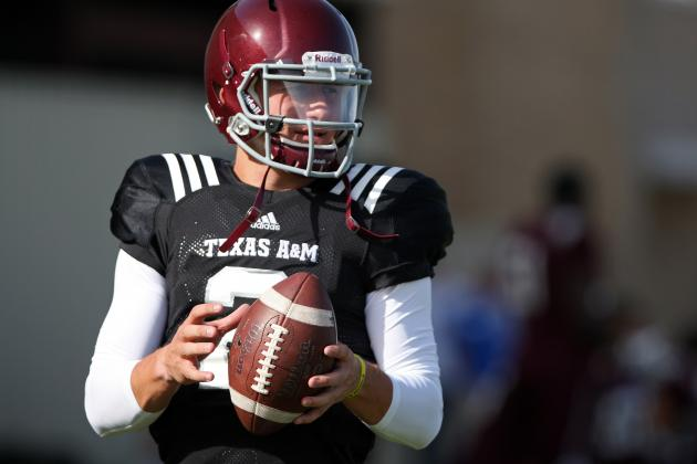 SEC Football Q&A: If Johnny Manziel Is Eligible, Will Distractions Derail A&M?