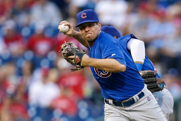 ESPN Gamecast: Cubs vs Phillies
