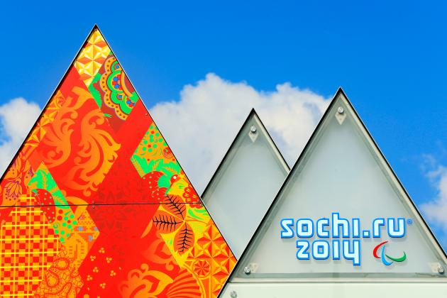 Russia: All Rights Will Be Respected at Sochi