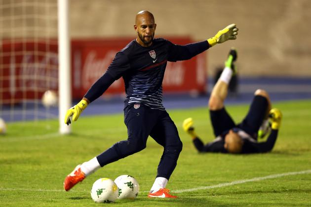Tim Howard Talks About the State of the U.S. National Team