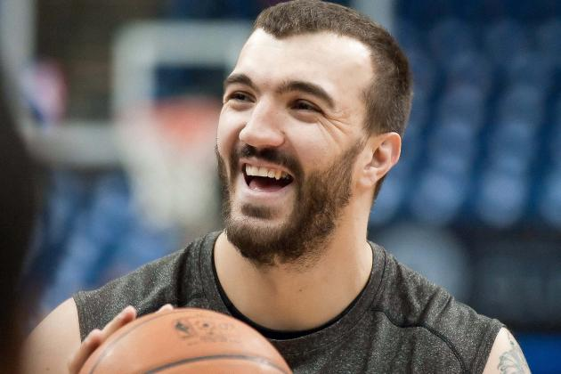 Pekovic in It for the Money Redux