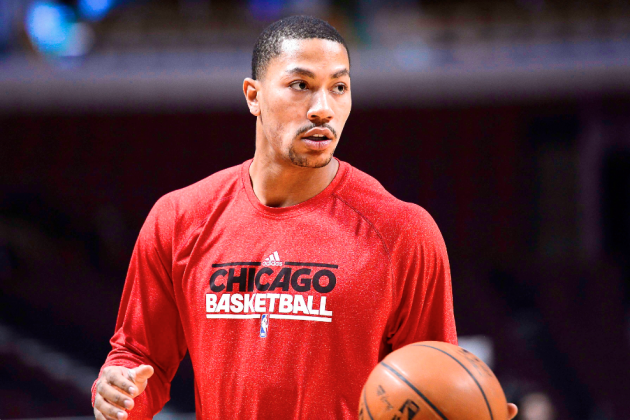 The Time Has Come for Derrick Rose to Deliver