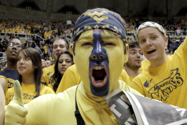 IMG Signs Morgantown Radio Station for WVU Broadcasts