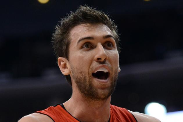 Andrea Bargnani Has Respiratory Infection, Could Miss EuroBasket