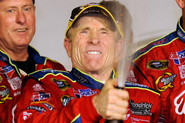 Top 10 Feel-Good Wins in NASCAR History