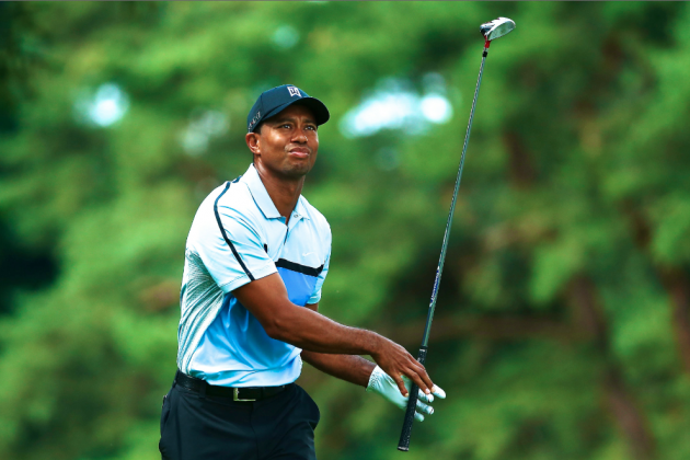 Tiger Woods at PGA Championship 2013: Day 1 Recap and Twitter Reaction