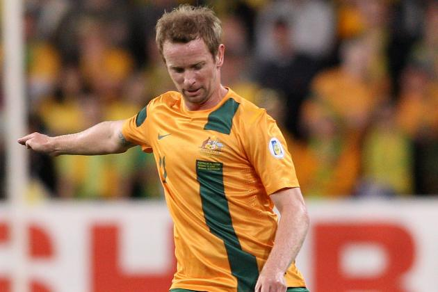 Red Bulls Sign Australian International David Carney