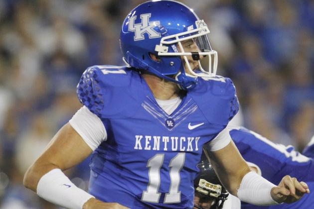 UK QB Maxwell Smith Says He Considered Shoulder Surgery in Spring