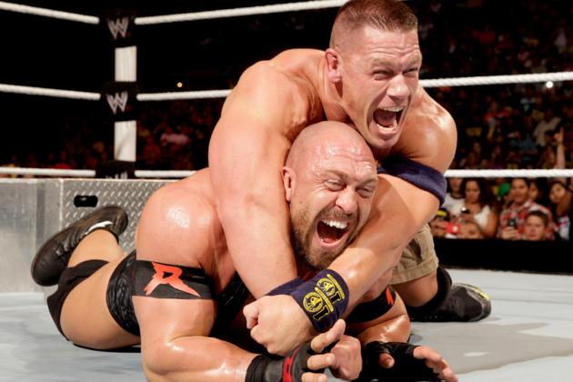 Daniel Bryan and Steve Austin Right to Praise John Cena's Wrestling Skills