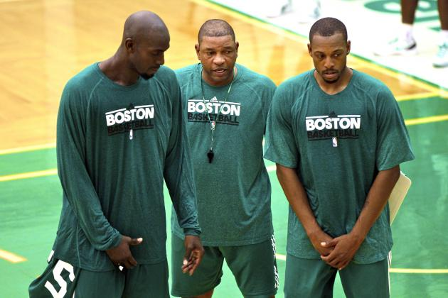 Paul Pierce: Doc Rivers, Kevin Garnett and I Didn't Want to Rebuild Celtics