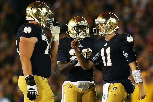 Notre Dame Football: Week 1 Fall Practice Stock Report