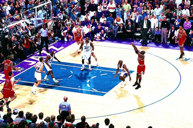 The 5 Most Important Plays in NBA History