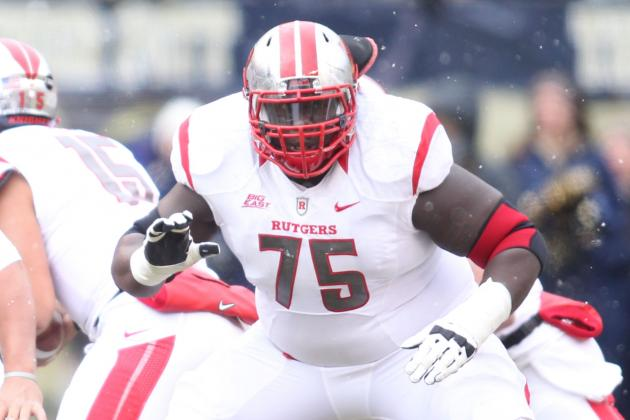 Lowery Injury May Open Up Room on Rutgers' O-Line
