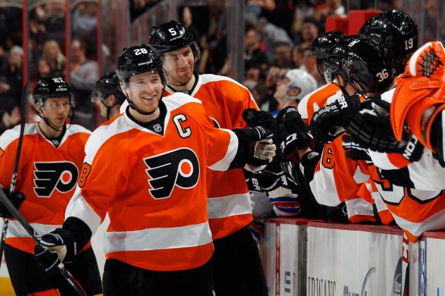 Breakdown of Every Position on the Philadelphia Flyers Roster