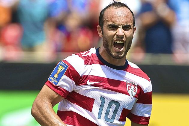 Landon Donovan's Tactical Evolution and His Best Use for the USMNT