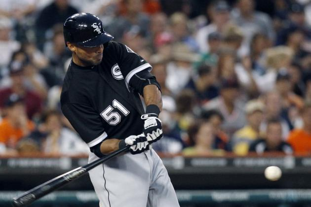 Texas Rangers Claim Chicago White Sox Outfielder Alex Rios Via Waivers