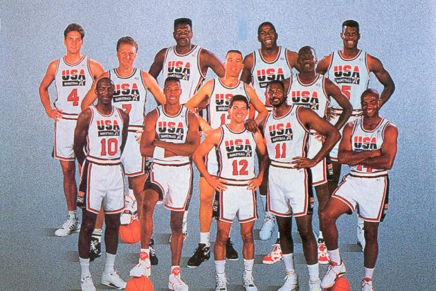 Throwback Thursday: The 1992 Dream Team Wins Gold in Barcelona