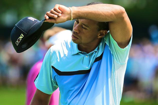PGA Championship 2013: Tiger Woods Needs to Stop Grinding and Start Making Shots