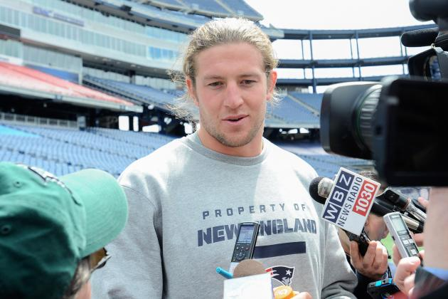 Who Is New England Patriots Tight End Zach Sudfeld?