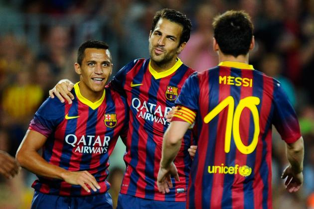 Barcelona Kept Faith in Fabregas, Now He Needs to Repay Them on the Pitch