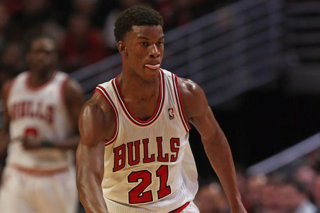Jimmy Butler's Case as the NBA's 2013-14 Most Improved Player