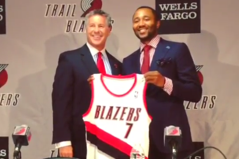 Instagram: Mo Introduced a New Trail Blazer