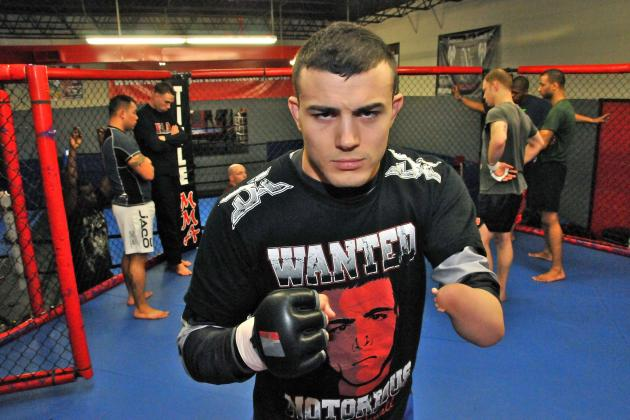 Nick Newell: The UFC's Loss Is World Series of Fighting's Gain