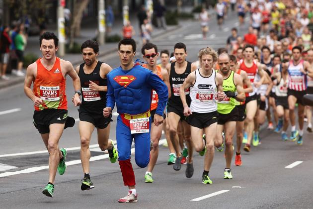 City2Surf 2013: Date, Start Time, Route and Race Preview