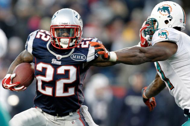 Stevan Ridley Returns to Action Following Concussion with Risks Apparent