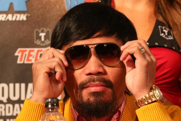 Manny Pacquiao Must Drop Arrogance to Win Fight with Brandon Rios