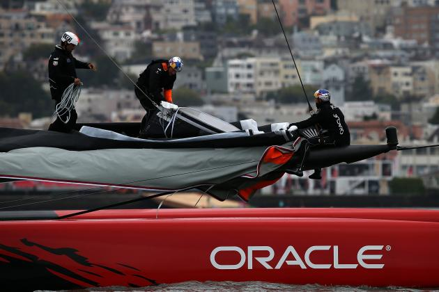 Oracle Team USA Forfeits Both ACWS Season Titles