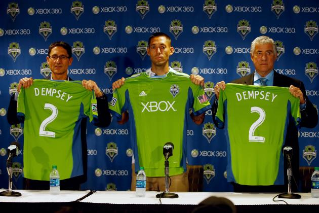Clint Dempsey's Return to MLS Will Not Hurt U.S. Men's 2014 World Cup Chances