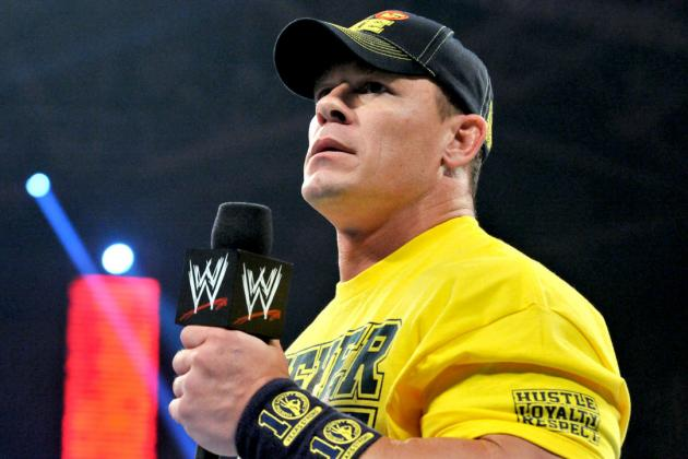 John Cena Will Not Benefit from Feud with Daniel Bryan