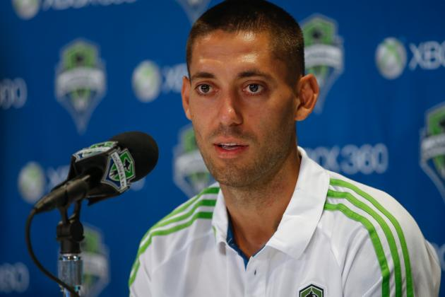 Dempsey Left off U.S. National Squad for Bosnia Friendly