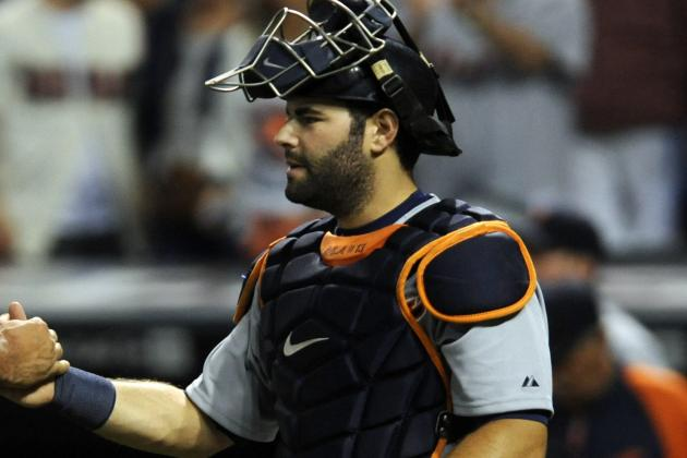 Alex Avila Going to Hospital for Concussion Tests