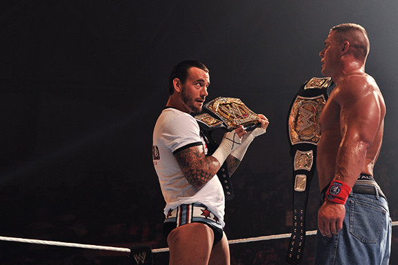WWE's Best That Never Was: CM Punk Could Have Defended the WWE Title Everywhere